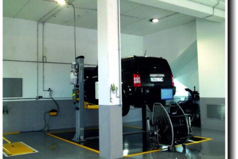 Sistema de frenos taller mecanico aranjuez