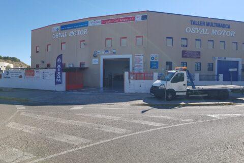 Taller Osyal Motor Aranjuez